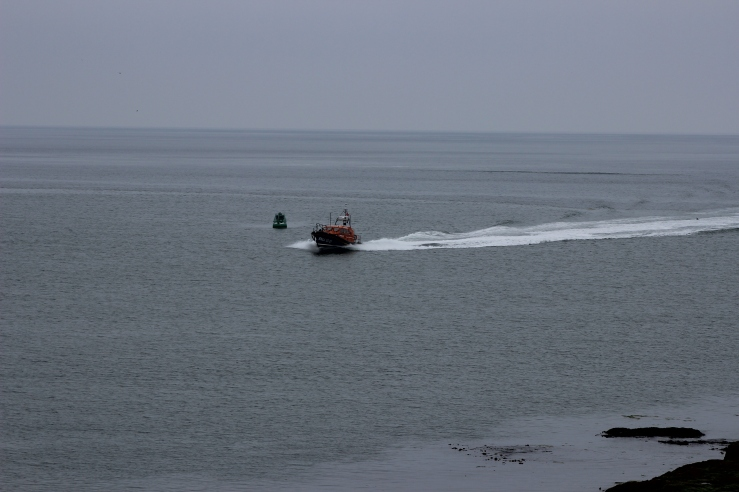 new shannon class rnli boat